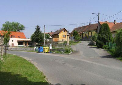 Domek v Peceradech (Týnec n/Sázavou) – PRODEJ
